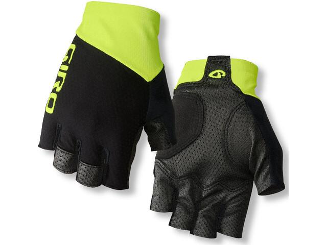 Giro Zero CS Gloves Black/Highlight Yellow